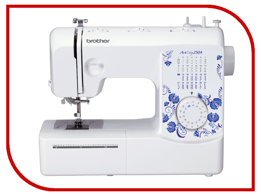 Швейная машинка Brother ArtCity 250A White brother artcity 300a