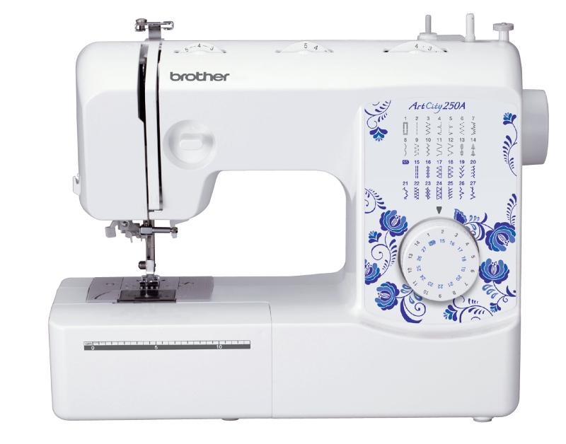 Швейная машинка Brother ArtCity 250A White