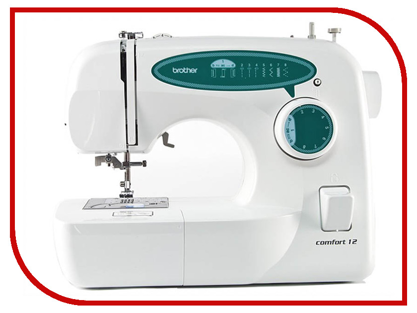 Швейная машинка Brother Comfort-12 White brother hq 12
