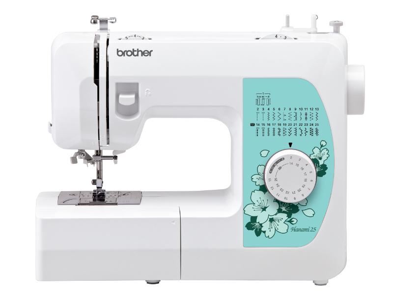 Фото - Швейная машинка Brother Hanami 25 White швейная машинка brother hanami 27s