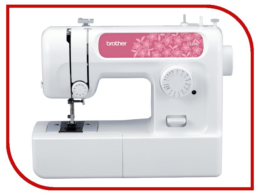 Швейная машинка Brother LS-200 White