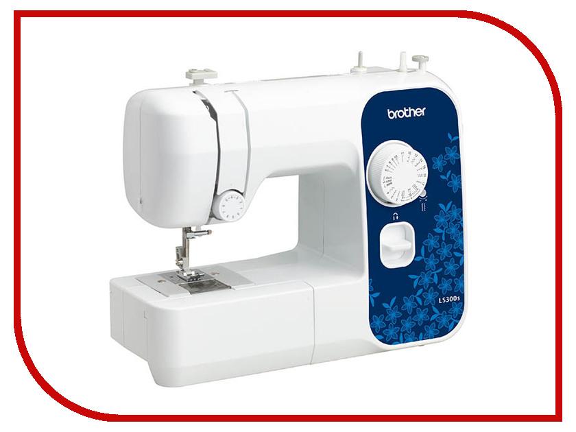 Швейная машинка Brother LS-300 S White