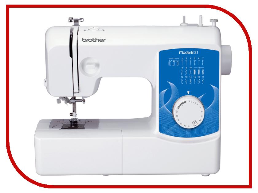 Швейная машинка Brother ModerN 21 White