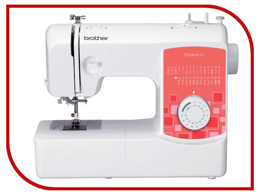 Швейная машинка Brother ModerN 27 White