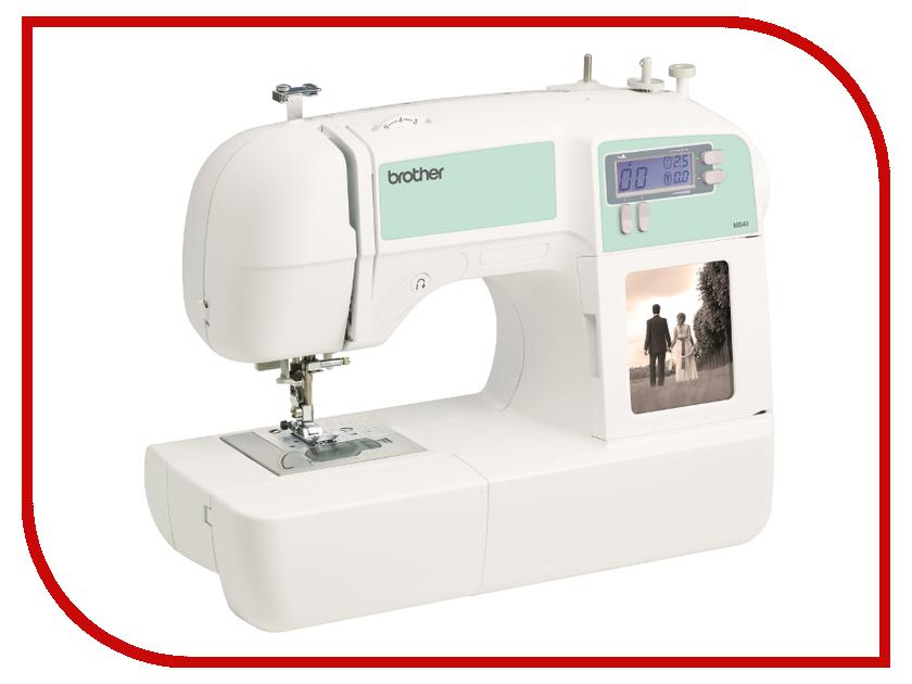 Швейная машинка Brother MS-40 White<br>