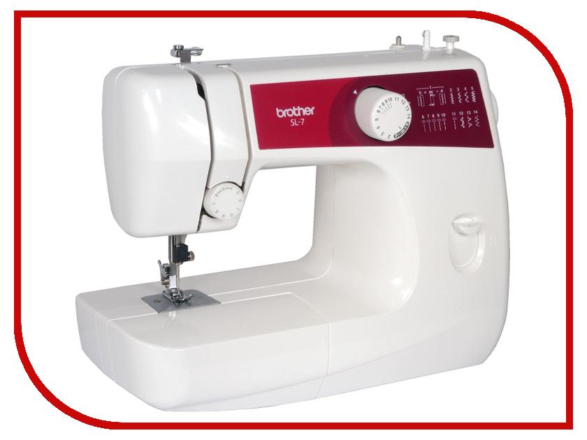 Швейная машинка Brother SL7 White