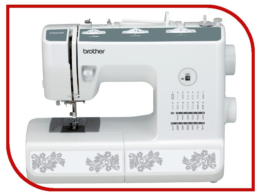 Швейная машинка Brother Star 55x White