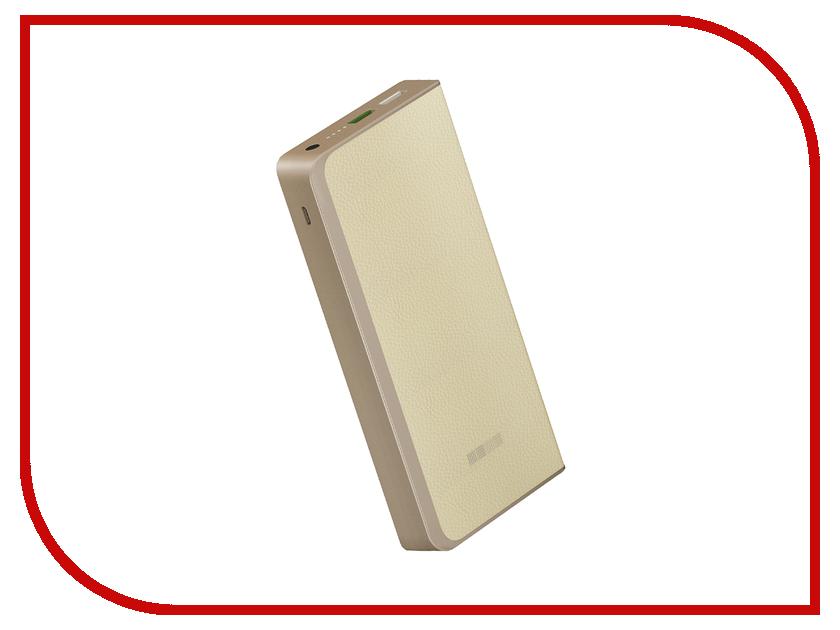 Аккумулятор InterStep PB12000QC Quick Charge 12000mAh White IS-AK-PB1200QCW-000B201 45806