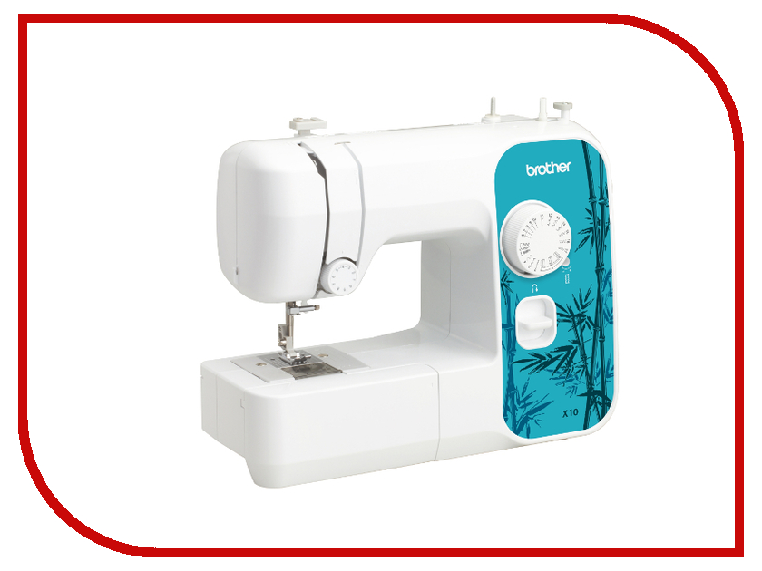 Швейная машинка Brother X-10 White<br>