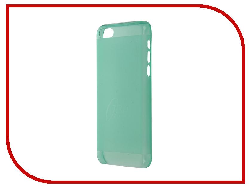 Аксессуар Чехол-накладка Itskins для iPhone 5C ZERO.3 + пленка Green 721910598<br>