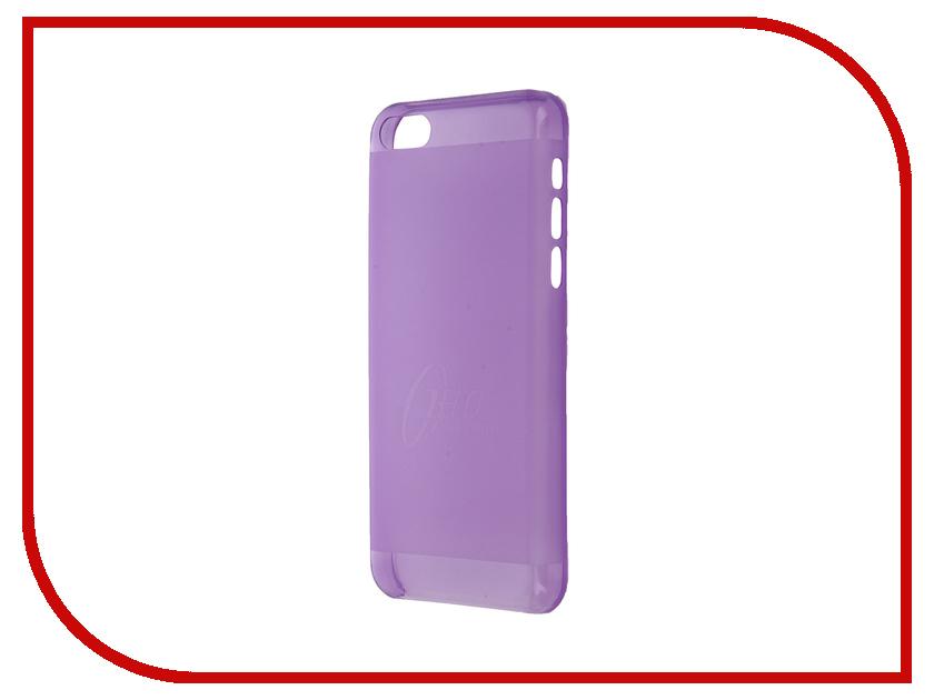 Аксессуар Чехол-накладка Itskins для iPhone 5C ZERO.3 + пленка Purple 473410600<br>