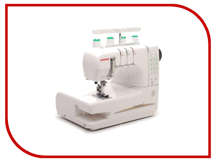 ������� Janome CoverPro 1000CP / CoverPro 2