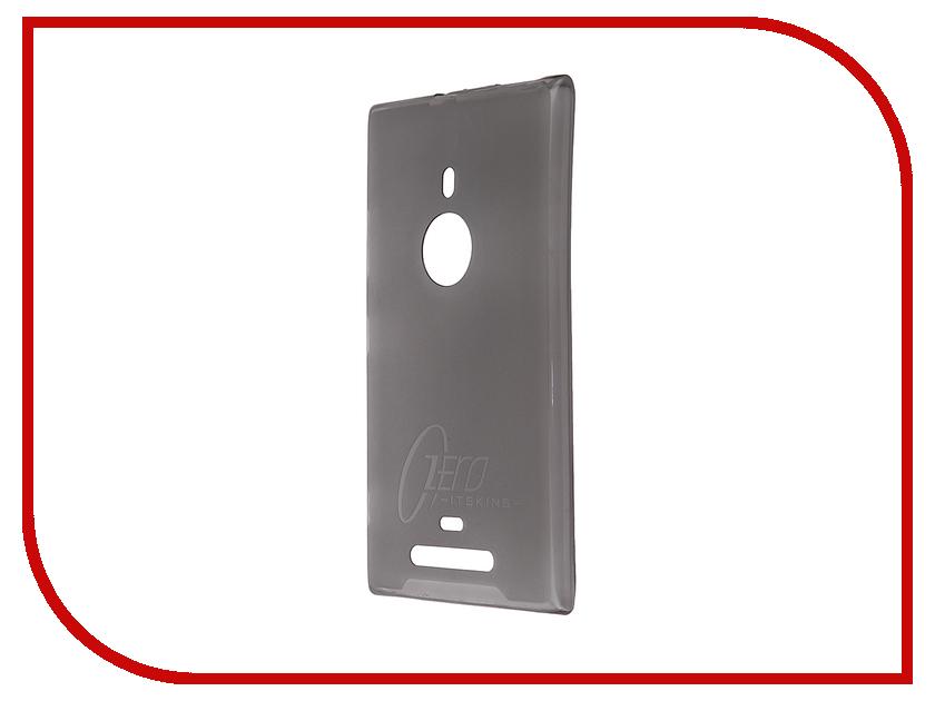 Аксессуар Чехол-накладка Microsoft Lumia 925 Itskins Zero.3 + пленка Black 867410604<br>