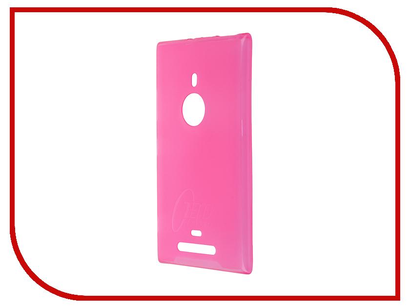 Аксессуар Чехол-накладка Microsoft Lumia 925 Itskins Zero.3 + пленка Pink 569110605