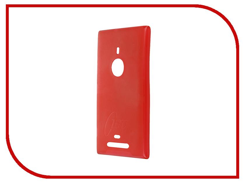 Аксессуар Чехол-накладка Microsoft Lumia 925 Itskins Zero.3 + пленка Red 717610607