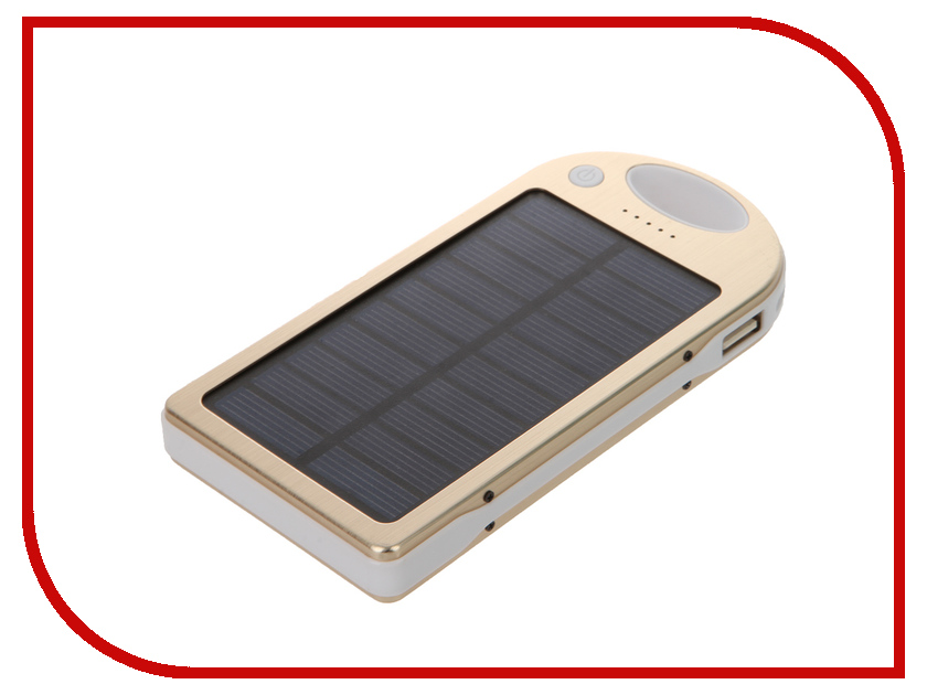 Аккумулятор GlobusGPS GL-PB24 8800 mAh Gold<br>