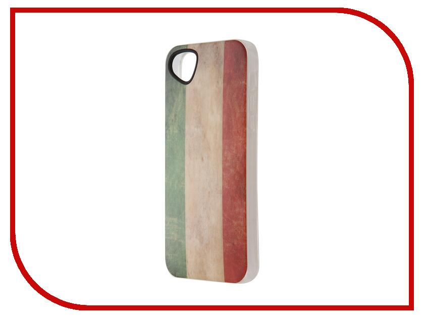 Аксессуар Чехол-накладка Itskins для iPhone 5/5s New Phantom + пленка Italy 995910544<br>