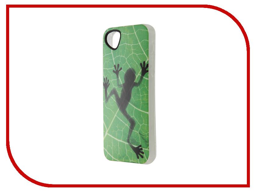 Аксессуар Чехол-накладка Itskins для iPhone 5/5s New Phantom + пленка Lezard Shadow 963610545<br>