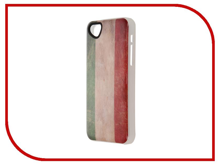 Аксессуар Чехол-накладка Itskins для iPhone 5C New Phantom + пленка Italy 867310550<br>