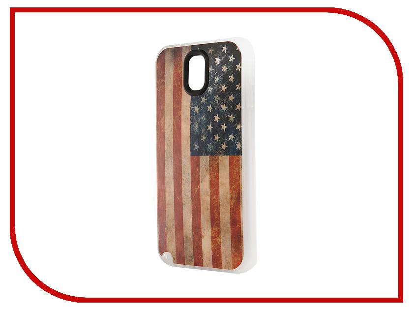 Аксессуар Чехол-накладка Samsung Galaxy Note 3 Itskins DNA + пленка America 257410501