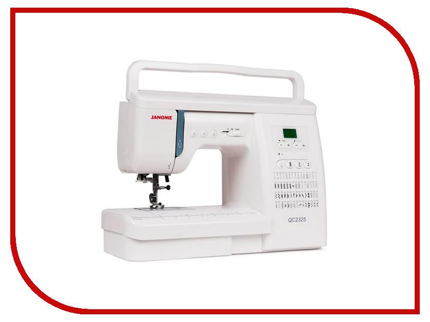 Швейная машинка Janome QC 2325 белый<br>
