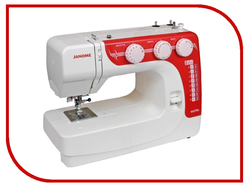 Швейная машинка Janome RX-270S<br>