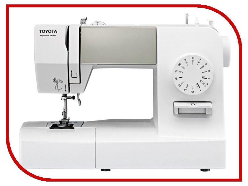 Швейная машинка Toyota ERGO15D White