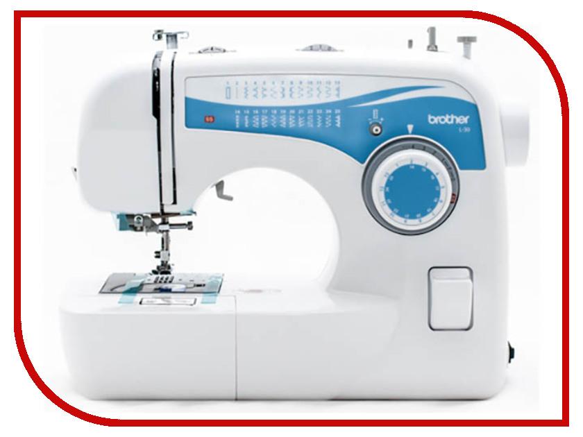 Швейная машинка Brother L-30 White<br>