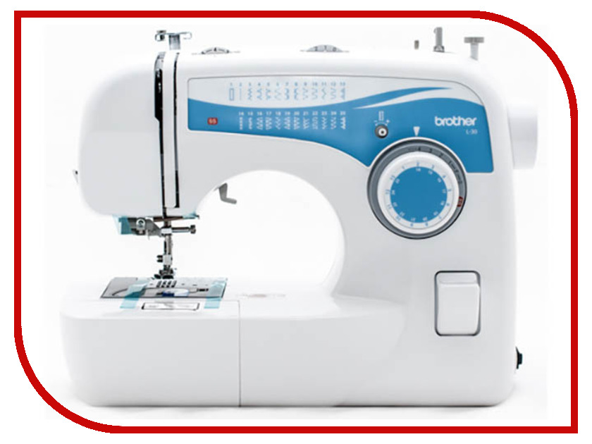Швейная машинка Brother L-30 White швейная машинка brother sl10