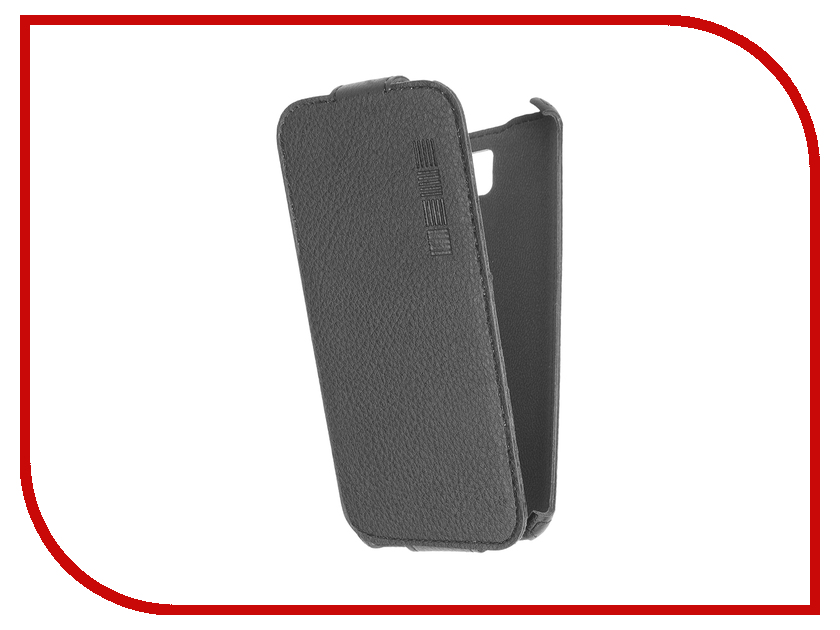 Аксессуар Чехол LG K4 InterStep Crab Black HCB-LG000K4K-NP1101O-K100 45502 аксессуар чехол lg x style interstep is slender transparent hsd lg000xsk np1101o k100