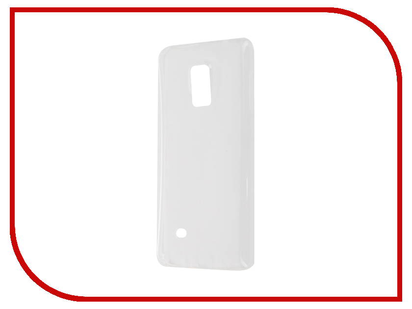 Аксессуар Чехол Meizu M3 Note InterStep IS Slender TPU Transparent HSD-MZM3NOTK-NP1101O-K100 46472<br>