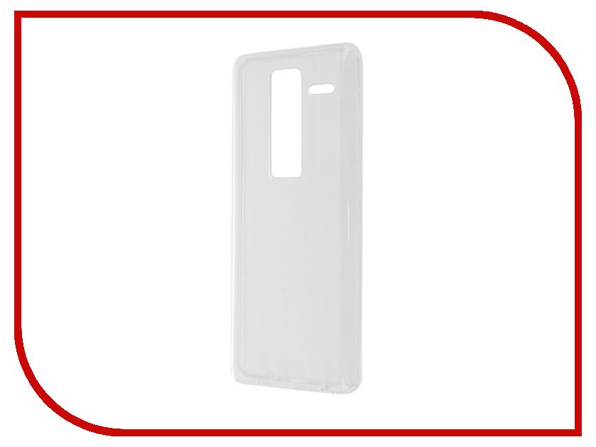 Аксессуар Чехол LG Class InterStep IS Slender TPU Transparent HSD-LGCLASSK-NP1101O-K100 43981<br>