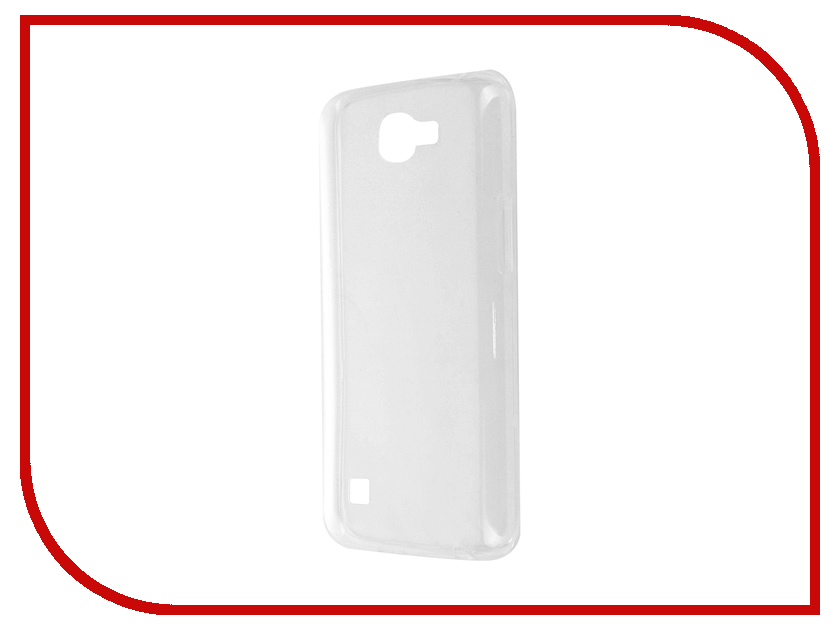 Аксессуар Чехол LG K4 InterStep IS Slender Transparent HSD-LG000K4K-NP1101O-K100 45142 k 16za