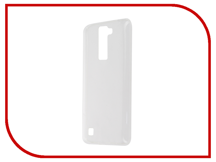 Аксессуар Чехол LG K7 InterStep IS Slender TPU Transparent HSD-LG000K7K-NP1101O-K100 45059<br>