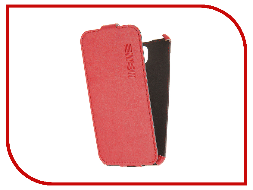 Аксессуар Чехол ASUS ZenFone Go ZB452 InterStep Crab Red HCB-ASZF452K-NP1104O-K100 46188<br>
