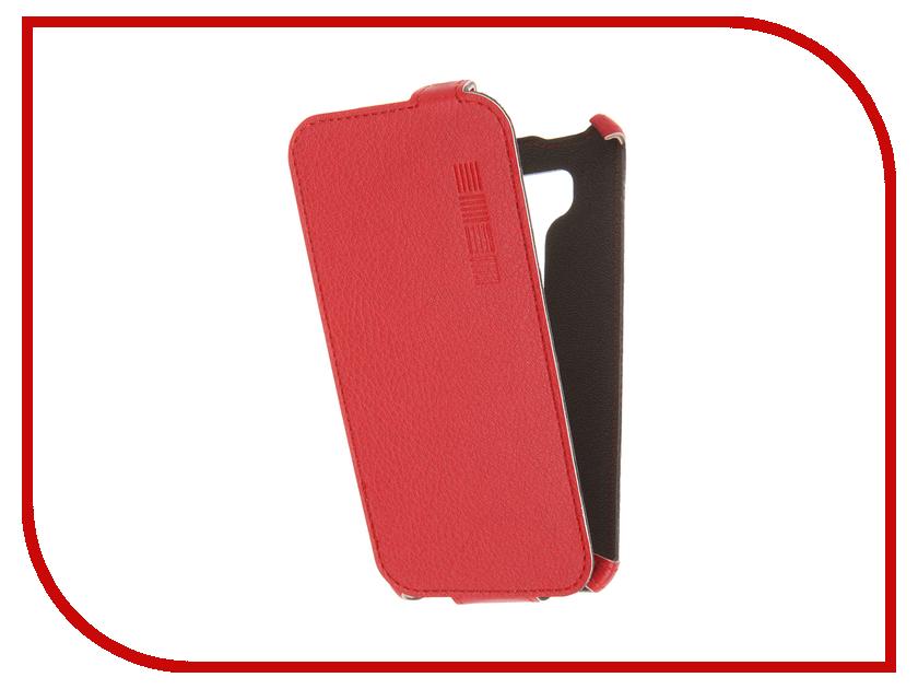 Аксессуар Чехол ASUS ZenFone Go ZC451TG InterStep Crab Red HCB-ASZF451K-NP1104O-K100 44306<br>