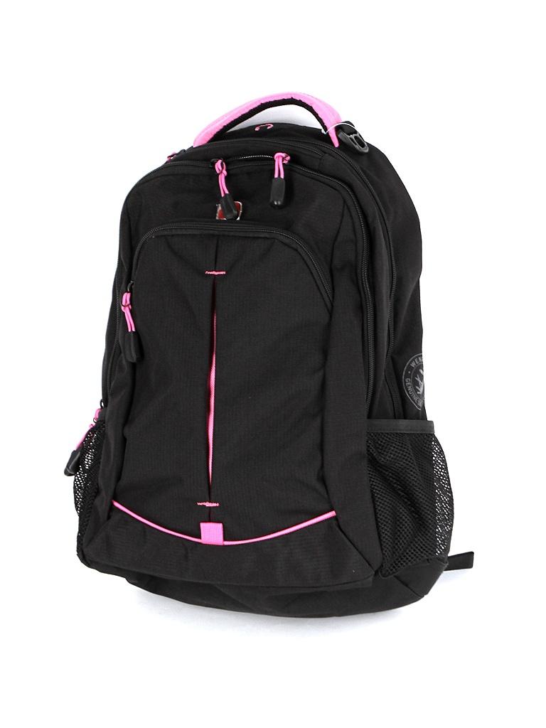 Рюкзак Wenger Pink-Black 3165208408 цена