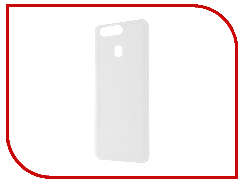 Аксессуар Чехол Huawei P9 InterStep IS Slender TPU Transparent HSD-HW000P9K-NP1101O-K100 46175<br>