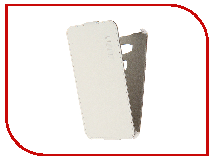 Аксессуар Чехол Huawei Honor 5X InterStep Crab White HCB-HWHON5XK-NP1103O-K100 44538<br>