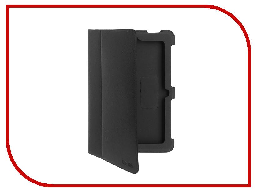 Аксессуар Чехол ASUS ZenPad 10 InterStep Steve Black HST-ASZP010P-NK1301O-K100 41422