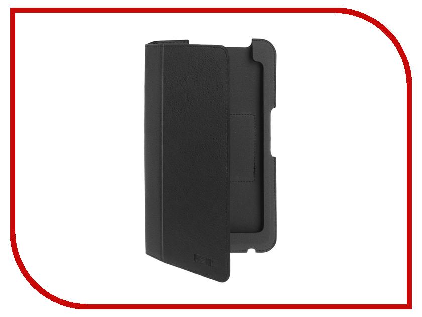 Аксессуар Чехол ASUS ZenPad 8.0 InterStep Steve Black HST-ASZP080P-NK1301O-K100 45195