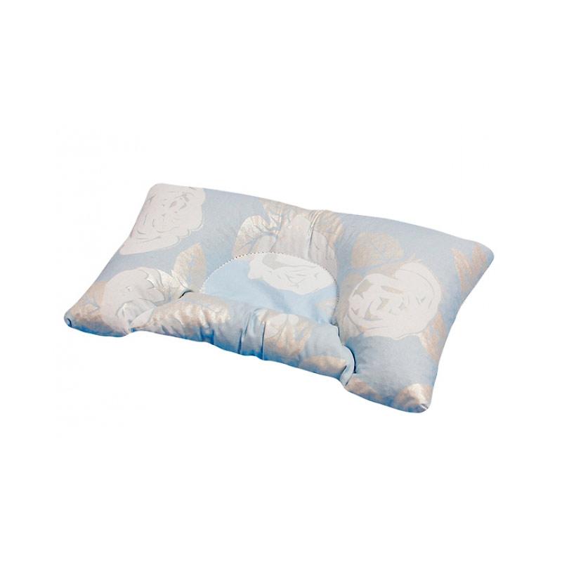 Ортопедическая подушка Smart Textile Мини Тик/Лузга гречихи 30x20cm С503
