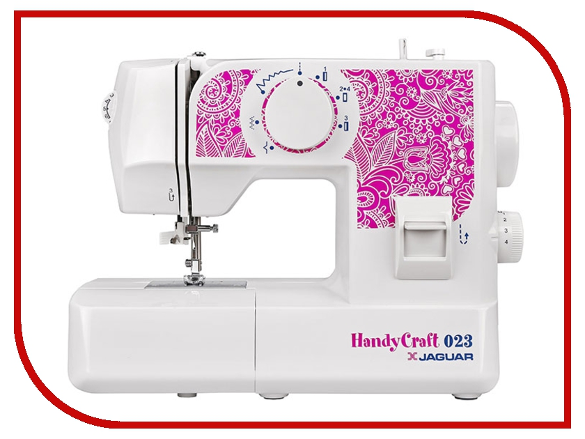 Швейная машинка Jaguar Handy Craft 023