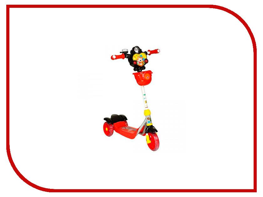Самокат Leader Kids XG5102T-002 Red-Black<br>