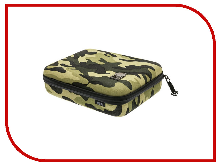 Аксессуар SP POV Case Small GoPro-Edition 3.0 Camo 52036<br>