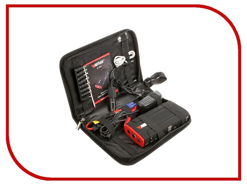 Зарядное устройство для автомобильных аккумуляторов Artway JS-1014 - пуско-зарядное устройство