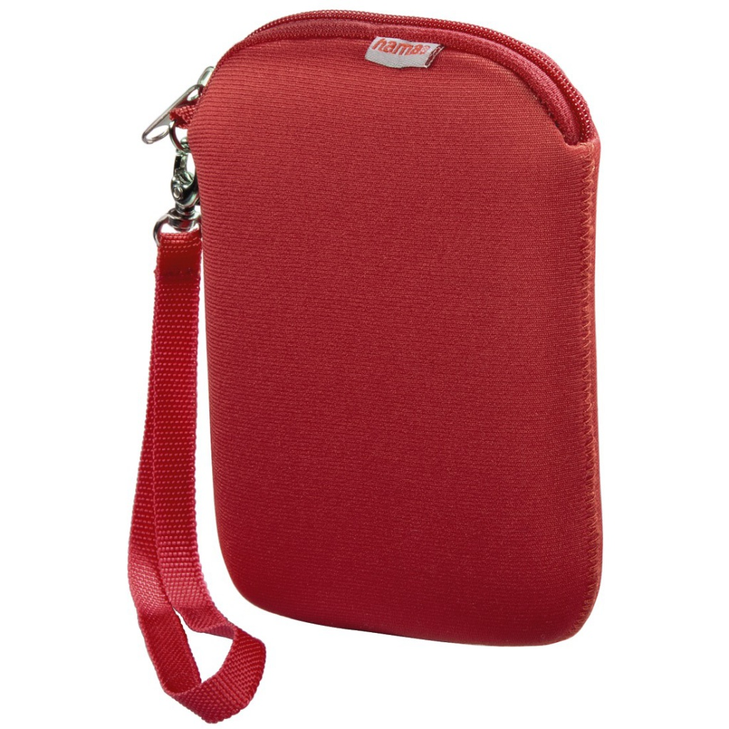 Чехол Hama H-95507 Neoprene Red HDD 2.5