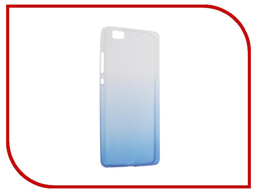 ��������� ����� Huawei P8 Lite IQ Format Silicone Blue