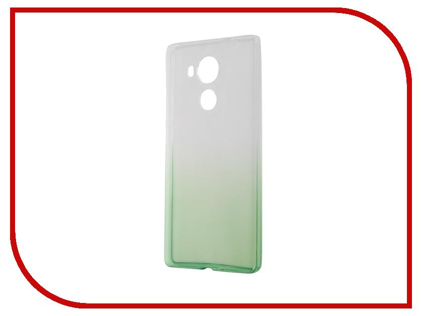Аксессуар Чехол Huawei Mate 8 IQ Format Silicone Green<br>