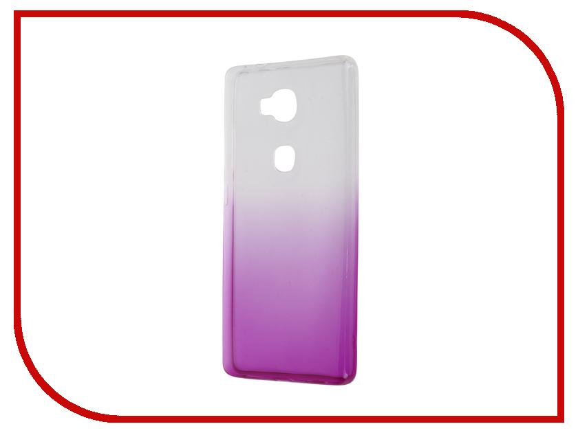 Аксессуар Чехол Huawei 5X IQ Format Silicone Violet